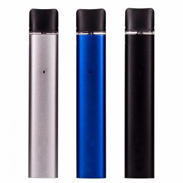 Soft Mouthpiece Jook Disposable Vape Clean Vaporizer E Cigarette with 0mg to 60mg Nicotine Level