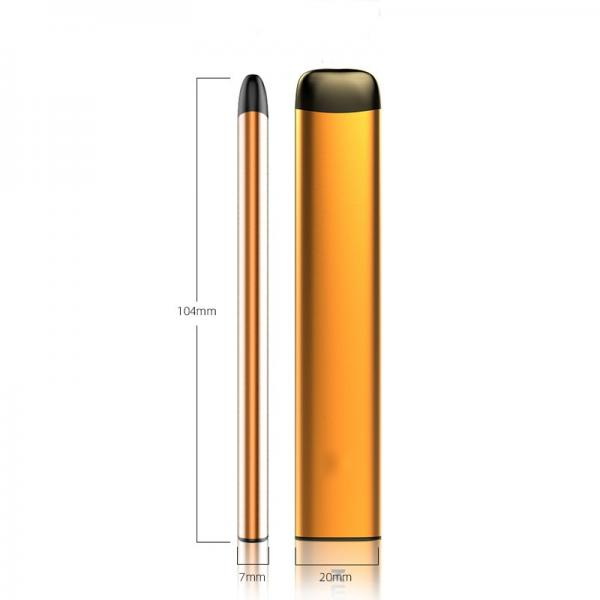 Best selling electronic e cigarette real feel e cigarette cheap price rechargeable electronic hookah #1 image