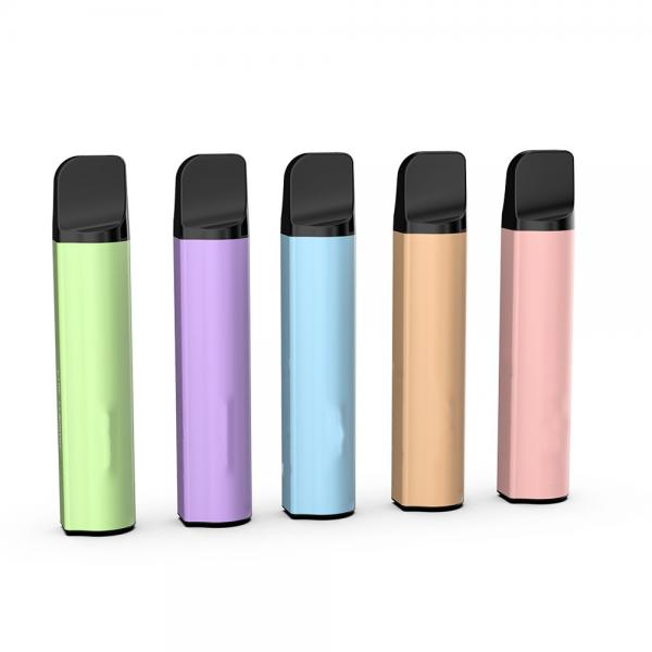 High Quality Factory Supply Wholesale Mini Vape Kit Fashion Exquisite 50W Box Mod With Certification #1 image